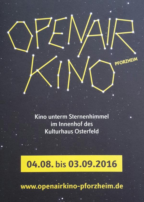 Openair Kino Pforzheim