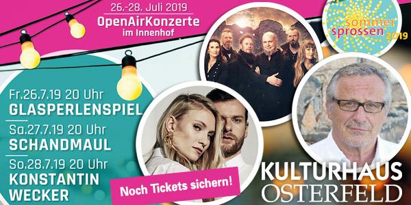 Kulturhaus_Osterfeld_Sommersprossen_OpenAirKonzerte2019
